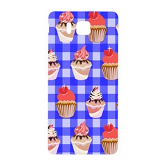 Cake Pattern Samsung Galaxy Alpha Hardshell Back Case by Nexatart