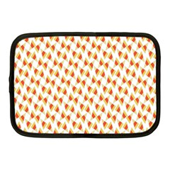 Candy Corn Seamless Pattern Netbook Case (medium)  by Nexatart