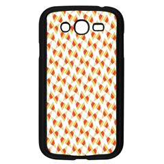 Candy Corn Seamless Pattern Samsung Galaxy Grand Duos I9082 Case (black) by Nexatart