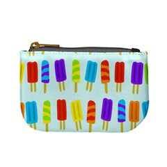 Popsicle Pattern Mini Coin Purses by Nexatart