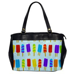 Popsicle Pattern Office Handbags