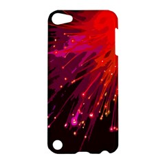 Big Bang Apple Ipod Touch 5 Hardshell Case by ValentinaDesign