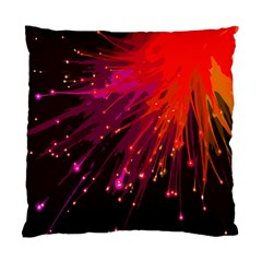 Big Bang Standard Cushion Case (two Sides) by ValentinaDesign