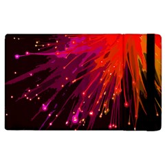 Big Bang Apple Ipad 2 Flip Case by ValentinaDesign
