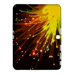 Big Bang Samsung Galaxy Tab 4 (10 1 ) Hardshell Case  by ValentinaDesign