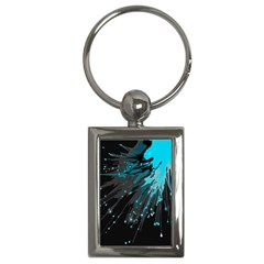 Big Bang Key Chains (rectangle)  by ValentinaDesign