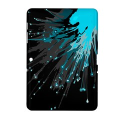 Big Bang Samsung Galaxy Tab 2 (10 1 ) P5100 Hardshell Case  by ValentinaDesign