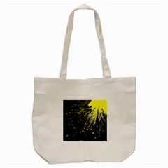 Big Bang Tote Bag (cream) by ValentinaDesign
