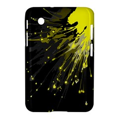 Big Bang Samsung Galaxy Tab 2 (7 ) P3100 Hardshell Case  by ValentinaDesign