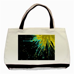 Big Bang Basic Tote Bag (two Sides) by ValentinaDesign