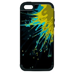 Big Bang Apple Iphone 5 Hardshell Case (pc+silicone) by ValentinaDesign