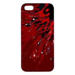 Big Bang Apple Iphone 5 Premium Hardshell Case by ValentinaDesign