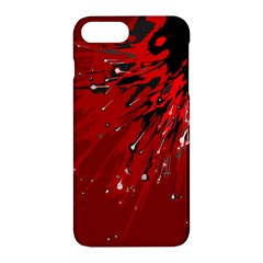 Big Bang Apple Iphone 7 Plus Hardshell Case by ValentinaDesign