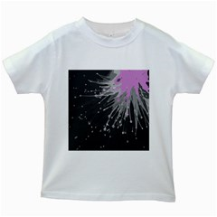 Big Bang Kids White T Shirts by ValentinaDesign