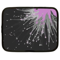 Big Bang Netbook Case (xxl)  by ValentinaDesign