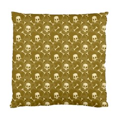 Skull Pattern 1 Standard Cushion Case (two Sides) by tarastyle