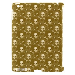 Skull Pattern 1 Apple Ipad 3/4 Hardshell Case (compatible With Smart Cover) by tarastyle