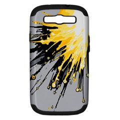 Big Bang Samsung Galaxy S Iii Hardshell Case (pc+silicone)
