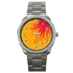 Big Bang Sport Metal Watch by ValentinaDesign