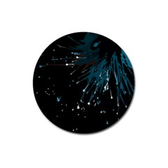 Big Bang Magnet 3  (round) by ValentinaDesign