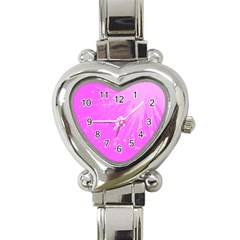 Big Bang Heart Italian Charm Watch
