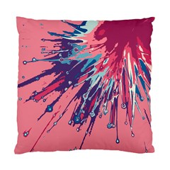 Big Bang Standard Cushion Case (one Side) by ValentinaDesign