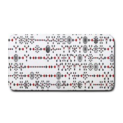 Bioplex Maps Molecular Chemistry Of Mathematical Physics Small Army Circle Medium Bar Mats by Mariart