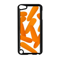 Carrot Vegetables Orange Apple Ipod Touch 5 Case (black) by Mariart