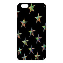 Colorful Gold Star Christmas Iphone 6 Plus/6s Plus Tpu Case by Mariart
