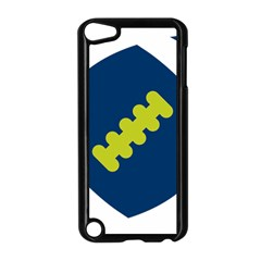 Football America Blue Green White Sport Apple Ipod Touch 5 Case (black) by Mariart