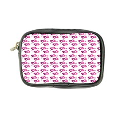 Heart Love Pink Purple Coin Purse by Mariart