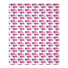 Heart Love Pink Purple Shower Curtain 60  X 72  (medium)  by Mariart