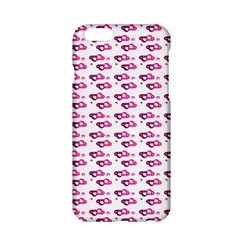 Heart Love Pink Purple Apple Iphone 6/6s Hardshell Case by Mariart