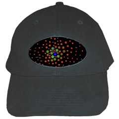Molecular Chemistry Of Mathematical Physics Small Army Circle Black Cap