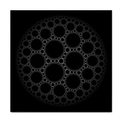 Plane Circle Round Black Hole Space Tile Coasters by Mariart