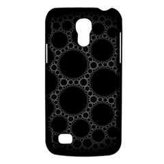 Plane Circle Round Black Hole Space Galaxy S4 Mini by Mariart