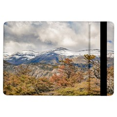 Forest And Snowy Mountains, Patagonia, Argentina Ipad Air Flip by dflcprints
