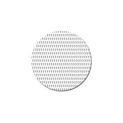 Renelle Box Waves Chevron Wave Line Golf Ball Marker (4 Pack) by Mariart