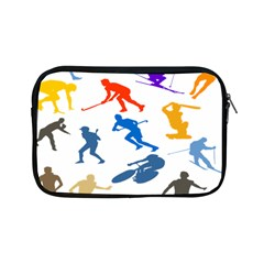Sport Player Playing Apple Ipad Mini Zipper Cases by Mariart
