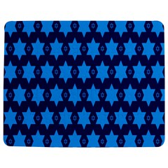 Star Blue Space Wave Chevron Sky Jigsaw Puzzle Photo Stand (rectangular)