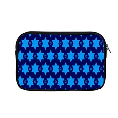 Star Blue Space Wave Chevron Sky Apple Macbook Pro 13  Zipper Case by Mariart