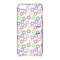 Star Space Color Rainbow Pink Purple Green Yellow Light Neons Apple Ipod Touch 5 Hardshell Case With Stand by Mariart