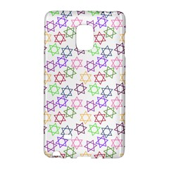 Star Space Color Rainbow Pink Purple Green Yellow Light Neons Galaxy Note Edge by Mariart