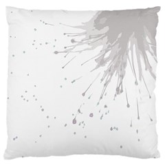 Big Bang Large Cushion Case (two Sides) by ValentinaDesign