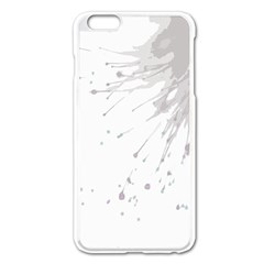 Big Bang Apple Iphone 6 Plus/6s Plus Enamel White Case by ValentinaDesign
