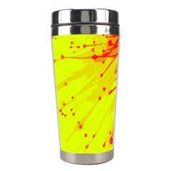 Big Bang Stainless Steel Travel Tumblers by ValentinaDesign