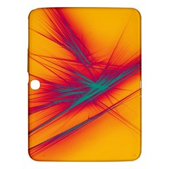 Big Bang Samsung Galaxy Tab 3 (10 1 ) P5200 Hardshell Case  by ValentinaDesign