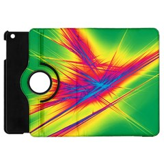 Big Bang Apple Ipad Mini Flip 360 Case by ValentinaDesign
