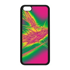 Big Bang Apple Iphone 5c Seamless Case (black) by ValentinaDesign
