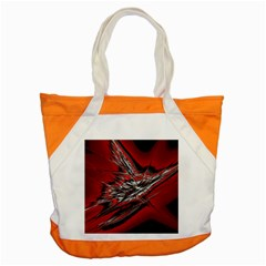 Big Bang Accent Tote Bag by ValentinaDesign
